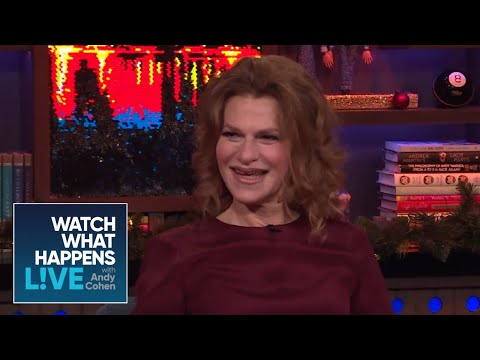 Sandra Bernhard On Melania Trump's Red Christmas Trees | WWHL
