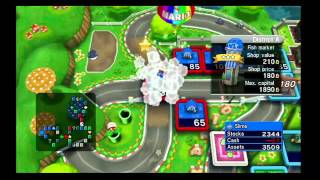 Fortune Street Trailer, E3 2011 (Wii)