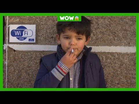 In dit dorp roken kinderen 2 dagen per jaar