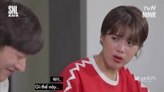 [Vietsub] SNL Korea - Bạn trai 3 phút Yoon Jisung ( Wanna One )