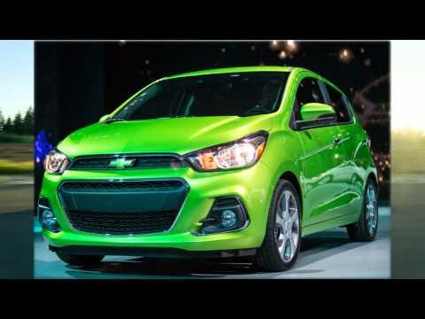 Новый компактный хэтчбек Chevrolet Spark