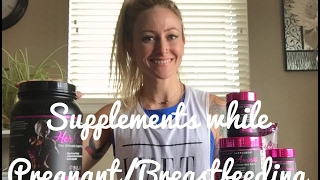 Supplements During Pregnancy And Feeding