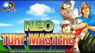NEO TURF MASTERS (PS4) Germany Course