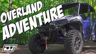 Overland Camping Family Adventure Rig