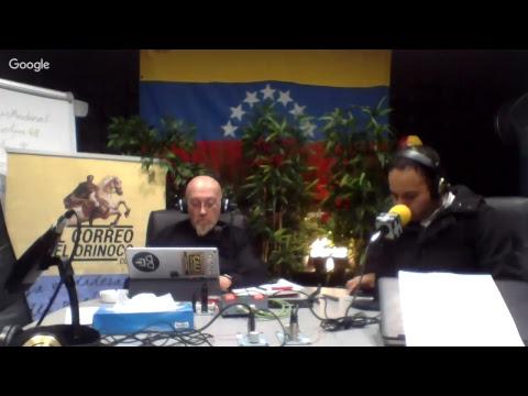 Programa de radio ¿Qué coño está pasando en Venezuela? 16Abr18