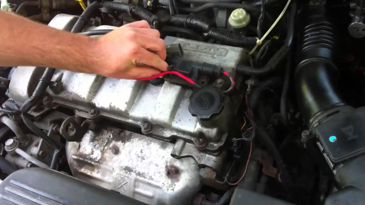 Is300 O2 Sensor Wiring Diagram Mazda Protege Engine Code P0300 Repair Youtube
