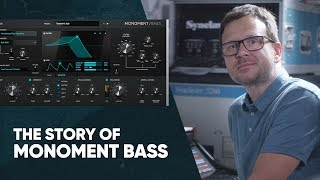 The Story Of Monoment Bass w. sound designer Tobias Menguser – Softube