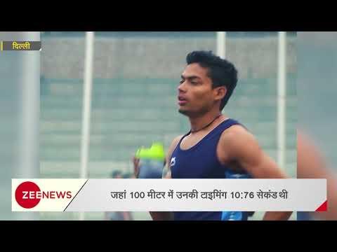 Delhi slum boy wins place at Usain Bolt's club | झोपड़पट्टी से बोल्ट की एकेडमी तक पहुंचा निसार