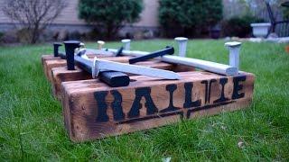 RailTie - The New Summer YardGame