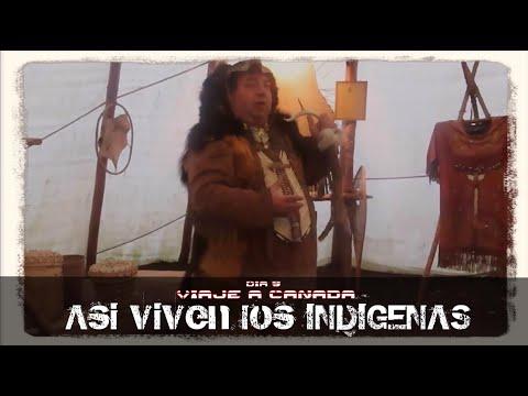 Así Viven Los Indígenas - Viaje A Canadá #5