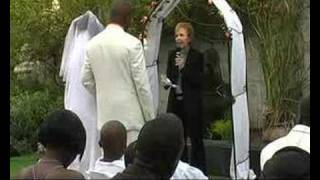 Wedding Flashback of Reginald & Sinikiwe (Johannesburg)