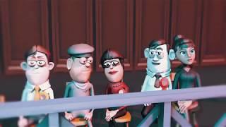 Mahkeme - Kısa film (Animasyon)