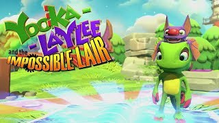 [First Look] Yooka-Laylee and the Impossible Lair