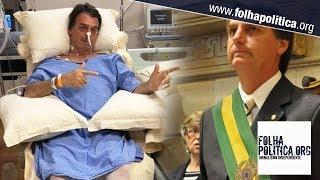 Cirurgia de Bolsonaro é adiada e só deve ocorrer depois da posse