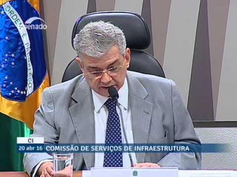 CI - Comissão De Infraestrutura - 20/04/2016