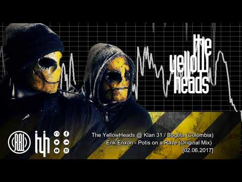 The YellowHeads @ Klan 31 [Bogota] (02.06.2017)
