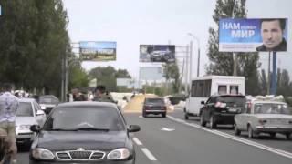 War Ukraine (spring 2014) Kadyrovci And Ossetian Fighters Vostok Battalion In Donetsk