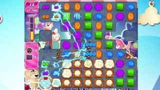 Candy Crush Saga Level 1401  No Booster