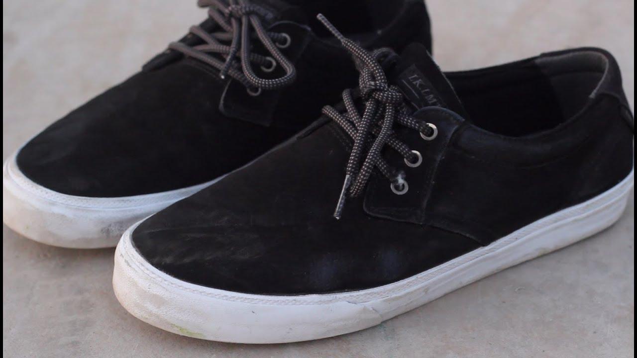 Lakai MJ Skate Shoes Wear Test Review - Tactics.com - YouTube