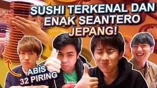 GAK ADA KASIRNYA! RESTORAN SUSHI PALING ENAK DI JEPANG?!