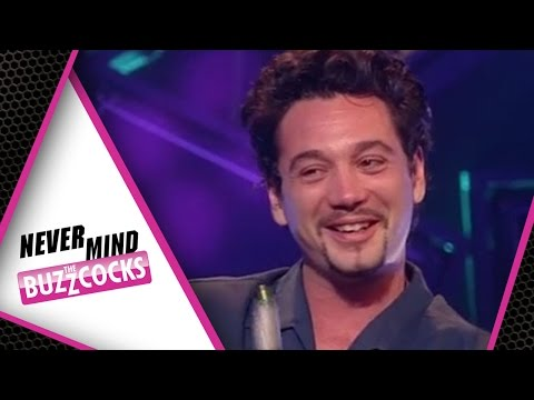 Huey Morgan On Never Mind The Buzzcocks | The Ramones Indecipherable Lyrics | Series 4 Episode 7