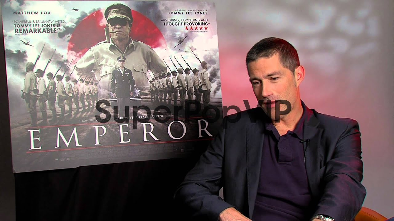 INTERVIEW - Matthew Fox on if he would be in 'World War Z ...