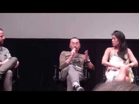 Tangerine sneak peek Film Society of Lincoln Center's Walter Readed  theater Q&A w:dir Sean Baker +