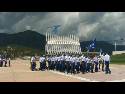 CBS News investigation into sexual assault claims in the U.S. Air Force Academy