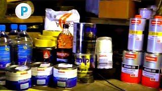 видео Что нужно для покраски авто своими руками: материалы и расходники