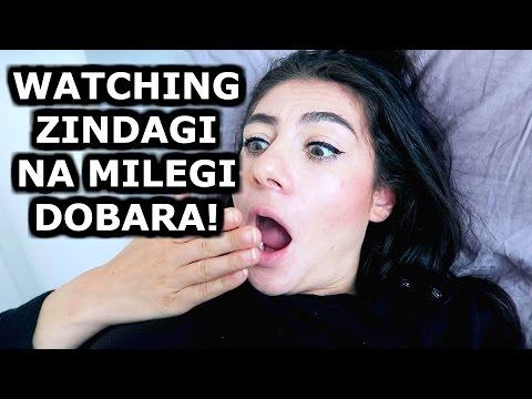 WATCHING ZINDAGI NA MILEGI DOBARA   INDIAN CULTURE   ROAD BACK TO INDIA   ENTERPRISEME TV