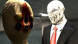 Stupid Contests 2: Staring Contest SCP 1...