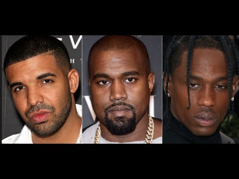 Kanye West CHECKS Travis Scott For Siding With Drake and Drake TROLLS YE Again Today