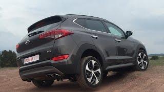 Hyundai Tucson 1.6 T-GDI Elite Plus testi (2015)