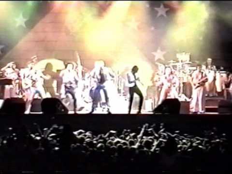 É o Tchan do Brasil 1997  - NATAL (RIO GRANDE DO NORTE) 1