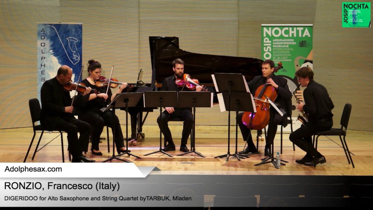 Digeridoo by TARBUK, Mladen - Francesco RONZIO (Italy)