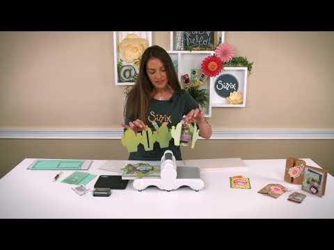 Sizzix Magnetic Platform Tips & Tricks