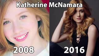 Disney Channel Famous Stars Then and Now 2016 ST3