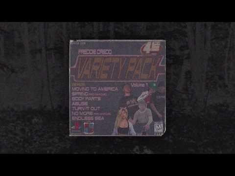 FREDDIE DREDD - VARIETY PACK EP VOL.1 (FULL EP)