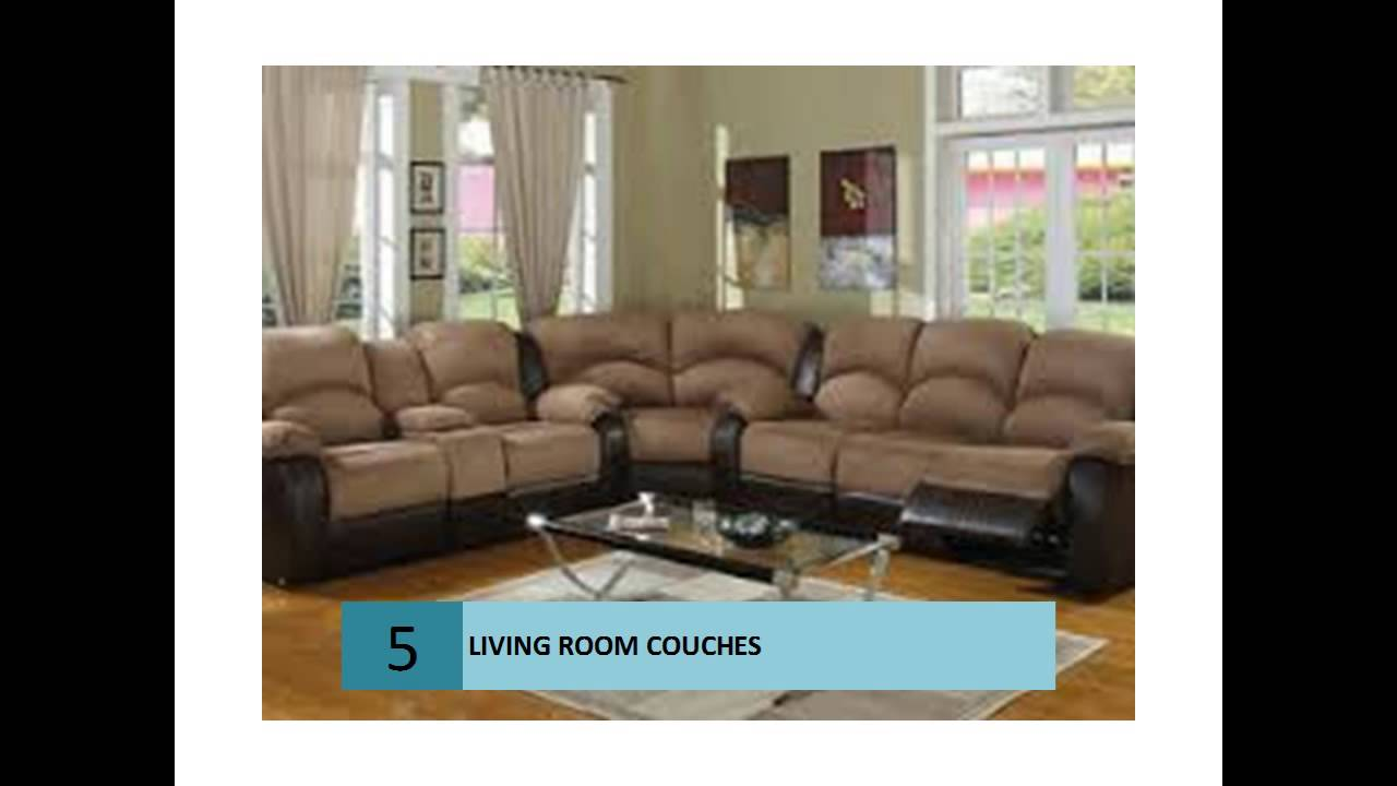Ideas About Couches for Small Living Rooms - YouTube