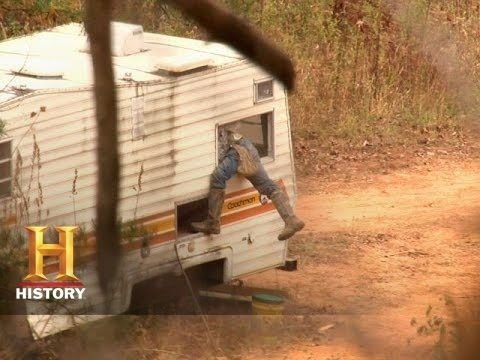 Appalachian Outlaws: EJ Steals Ginseng (S2, E9) | History