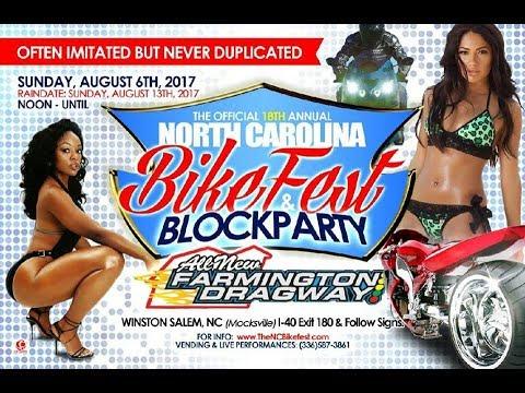 NC Bikefest 2017