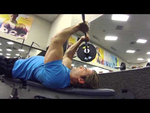 How to Perform Skull Crushers - Triceps Exercise Tutorial