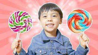 놀이터에서 뽕망치를 두드리면 사탕 초코렛 아이스크림이 나온대요.보람튜브 서은이야기 같이 왕사탕 찾자 - 마슈토이 Mashu ToysReview