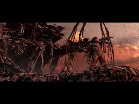 StarCraft 2: Heart Of The Swarm: The Movie