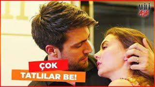 Ayşe ve Kerem ASANSÖRDE KALDI! - Afili Aşk 6. Bölüm