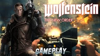 Wolfenstein: The New Order PC Gameplay