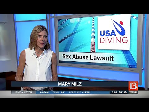 USA Diving sex abuse lawsuit