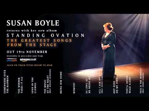 Susan Boyle 'Standing Ovation' OUT NOW