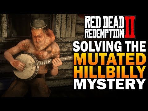 Solving The Mutated Hillbilly Curse! Butcher's Creek - Red Dead Redemption 2 Secrets [RDR2]