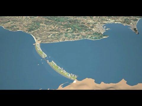 La Solución Para Unir Europa áfrica Y Regular El Nivel Del Mar Mediterráneo Por El Deshielo Polar Youtube